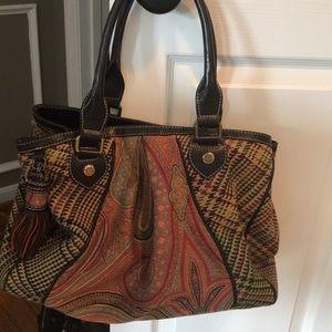 Etro paisley purse